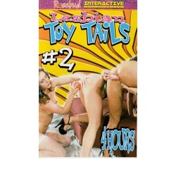 Lesbian toy tails 2
