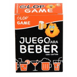 Baraja Cartas Glop Game